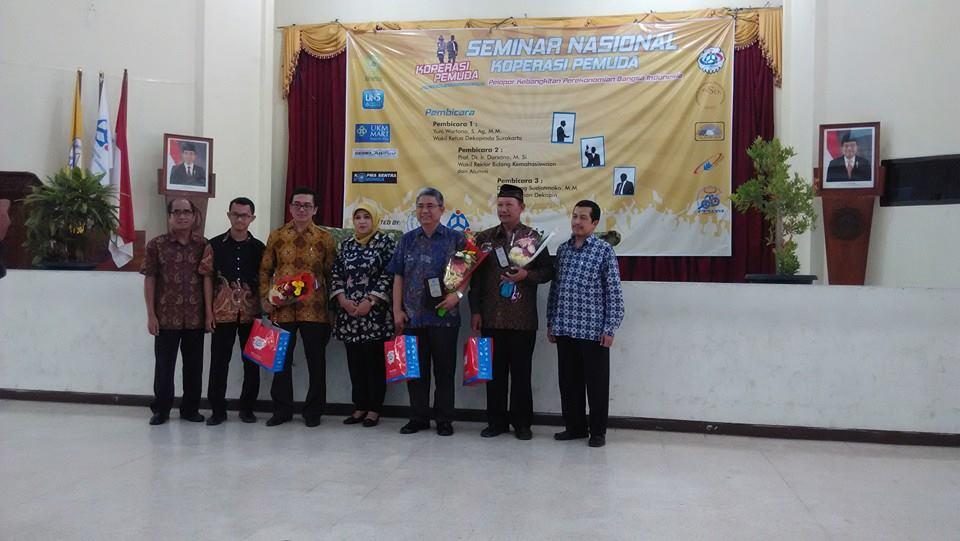 Seminar Koperasi